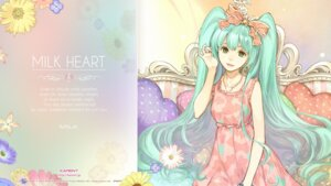 Rating: Safe Score: 33 Tags: dress hatsune_miku hidari vocaloid wallpaper User: ayura97