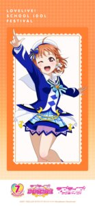Rating: Safe Score: 13 Tags: love_live!_school_idol_festival love_live!_sunshine!! see_through seifuku tagme takami_chika User: saemonnokami