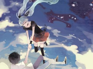 Rating: Safe Score: 17 Tags: hatsune_miku ky692 vocaloid User: yumichi-sama