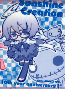 Rating: Safe Score: 3 Tags: angeltype chibi lolita_fashion megane nejiki_rio thighhighs User: admin2