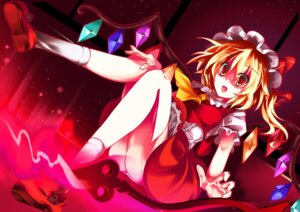 Rating: Safe Score: 16 Tags: flandre_scarlet rei-ru touhou wings User: the658