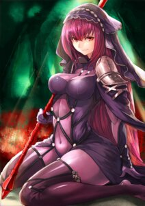 Rating: Safe Score: 40 Tags: armor bodysuit fate/grand_order scathach_(fate/grand_order) srsojiro weapon User: Mr_GT