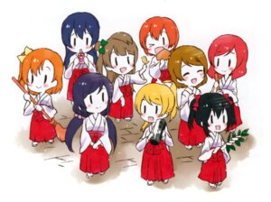 Rating: Safe Score: 14 Tags: chibi love_live! miko screening tagme User: sjl19981006