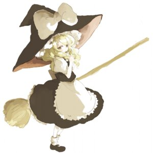 Rating: Safe Score: 7 Tags: kirisame_marisa maromi touhou User: minakomel