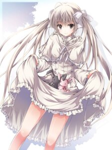 Rating: Safe Score: 139 Tags: chiri_(atlanta) dress kasugano_sora yosuga_no_sora User: blooregardo