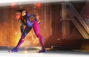 Rating: Safe Score: 16 Tags: bodysuit eyepatch han_juri street_fighter User: calebjoe