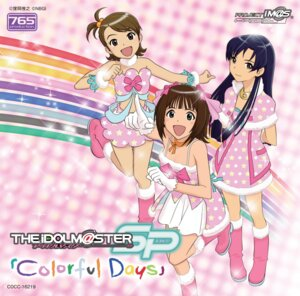 Rating: Safe Score: 6 Tags: cleavage disc_cover dress heels the_idolm@ster the_idolm@ster_sp User: blooregardo