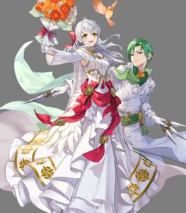 Rating: Questionable Score: 7 Tags: dress fire_emblem fire_emblem:_akatsuki_no_megami fire_emblem_heroes micaiah nintendo see_through sothe teffish weapon wedding_dress User: fly25