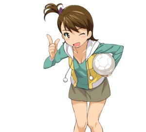 Rating: Safe Score: 8 Tags: a1 futami_ami initial-g the_idolm@ster User: Radioactive