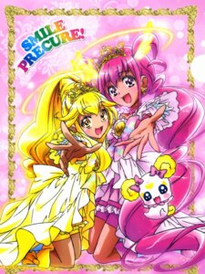 Rating: Safe Score: 15 Tags: candy_(smile_precure) hoshizora_miyuki kawamura_toshie kise_yayoi pretty_cure smile_precure! User: Jigsy