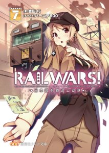 Rating: Safe Score: 11 Tags: rail_wars! uniform vania600 User: kiyoe