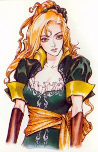 Rating: Safe Score: 10 Tags: castlevania castlevania:_symphony_of_the_night cleavage dress kojima_ayami konami maria_renard User: keri-sama