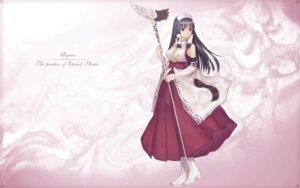 Rating: Safe Score: 16 Tags: ryuna shining_tears shining_world tony_taka wallpaper User: yumichi-sama