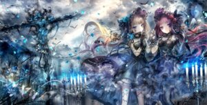 Rating: Safe Score: 60 Tags: gothic_lolita lolita_fashion onineko User: fairyren