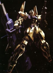 Rating: Safe Score: 14 Tags: gundam mecha morishita_naochika zeta_gundam User: Radioactive