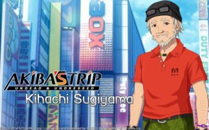 Rating: Questionable Score: 4 Tags: acquire_corp akiba's_trip kihachi_sugiyama wallpaper User: fly24