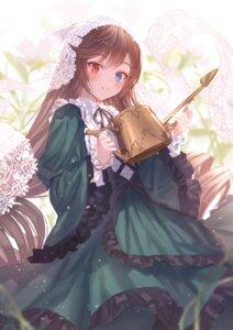 Rating: Safe Score: 22 Tags: dress gothic_lolita heterochromia lolita_fashion makai_no_juumin rozen_maiden suiseiseki User: Mr_GT
