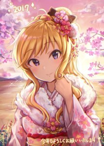 Rating: Safe Score: 34 Tags: kimono takeya_y0615 the_idolm@ster the_idolm@ster_cinderella_girls User: nphuongsun93