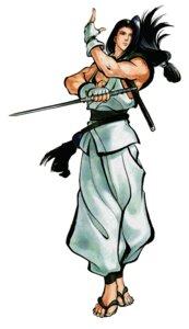 Rating: Safe Score: 3 Tags: male samurai_spirits shiroi_eiji snk sword User: Radioactive