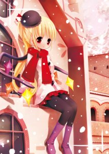 Rating: Safe Score: 10 Tags: catbell flandre_scarlet pantyhose touhou User: Radioactive