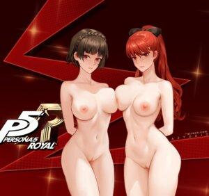 Rating: Explicit Score: 45 Tags: azto_dio naked niijima_makoto nipples persona_5 pussy uncensored yoshizawa_kasumi User: BattlequeenYume
