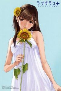 Rating: Safe Score: 29 Tags: anegasaki_nene dress love_plus mino_taro summer_dress User: Share