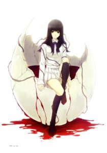 Rating: Questionable Score: 52 Tags: blood kara_no_shoujo kuchiki_touko seifuku sugina_miki User: Share