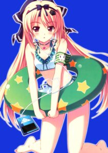 Rating: Safe Score: 48 Tags: bikini kusukusu lulli palette sakura_strasse swimsuits User: fairyren