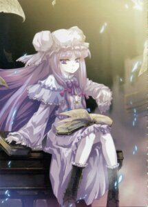 Rating: Safe Score: 12 Tags: lolita_fashion patchouli_knowledge tokiame touhou User: Davison