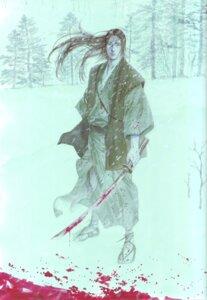 Rating: Safe Score: 3 Tags: inoue_takehiko male sword vagabond User: Umbigo