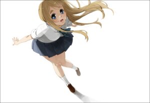 Rating: Safe Score: 12 Tags: k-on! kotobuki_tsumugi kurage seifuku User: koyukidono
