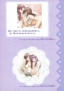 Rating: Questionable Score: 10 Tags: breast_grab kitajima_kaede kitajima_sara megane naked nipples pantsu peco sono_hanabira_ni_kuchizuke_wo yuri User: fireattack