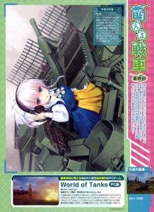 Rating: Safe Score: 16 Tags: cg dress headphones nanaroku world_of_tanks User: drop