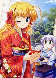 Rating: Safe Score: 19 Tags: bekkankou fortune_arterial kimono sendou_erika tougi_shiro User: noirblack
