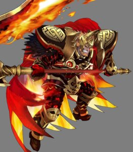 Rating: Questionable Score: 2 Tags: armor fire_emblem fire_emblem_heroes horns maeshima_shigeki nintendo old_weapon surtr transparent_png User: Radioactive