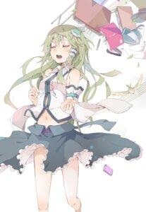 Rating: Safe Score: 16 Tags: evers_i kochiya_sanae touhou User: animeprincess