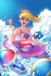 Rating: Safe Score: 31 Tags: cleavage jonathan_hamilton lisa_buijteweg mario_bros. princess_peach_toadstool swimsuits wet User: mattiasc02