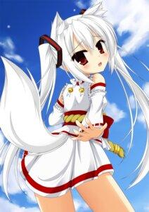 Rating: Safe Score: 35 Tags: animal_ears inumimi mizune_inori tail User: 椎名深夏