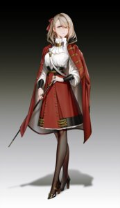 Rating: Safe Score: 121 Tags: banner_of_the_maid heels pantyhose quuni sword User: Dreista