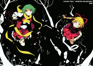 Rating: Safe Score: 13 Tags: fixed ideolo kazami_yuuka medicine_melancholy neko_worki touhou User: castle