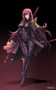 Rating: Safe Score: 28 Tags: armor bodysuit fate/grand_order scathach_(fate/grand_order) steve_zheng weapon User: Mr_GT