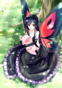 Rating: Safe Score: 38 Tags: accel_world haruyuki_arita hika_(cross-angel) kuroyukihime wings User: fairyren