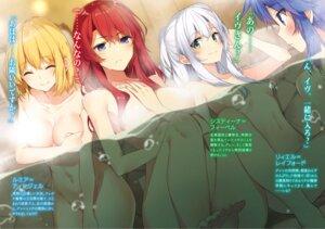 Rating: Questionable Score: 70 Tags: bathing breast_hold censored eve_ignite mishima_kurone naked rokudenashi_majutsu_koushi_to_kinki_kyouten rumia_tingel ryiel_rayford sistina_fibel wet User: kiyoe