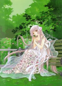 Rating: Safe Score: 16 Tags: chii chobits clamp User: Aurelia