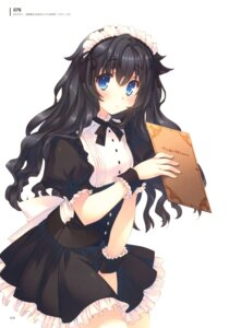 Rating: Questionable Score: 21 Tags: maid mitsumi_misato scanning_artifacts to_heart_(series) to_heart_2 User: Radioactive