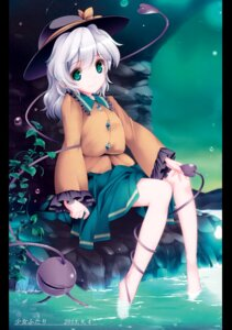 Rating: Questionable Score: 47 Tags: feet komeiji_koishi mone_keshi_gum monety touhou wet User: Radioactive