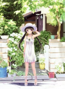 Rating: Safe Score: 57 Tags: 47sp dress summer_dress takashina_masato User: yong