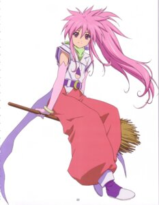 Rating: Safe Score: 9 Tags: arche_klein tagme tales_of tales_of_phantasia witch User: Radioactive