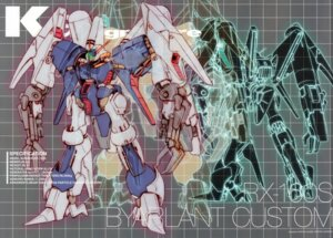Rating: Safe Score: 10 Tags: crease gundam gundam_unicorn katoki_hajime mecha User: Rid