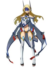 Rating: Safe Score: 21 Tags: blazblue mu-12 thighhighs User: Radioactive